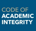 """Code of Academic Integrity"""